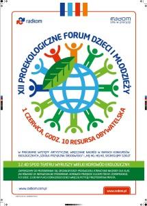 plakat forum 2012