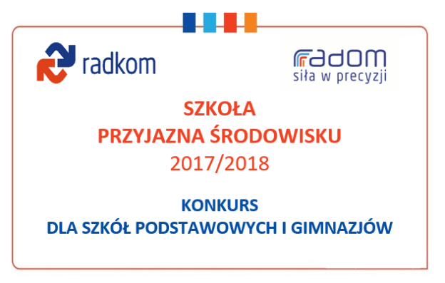 Szkoła Przyjazna Środowisku 2017-2018